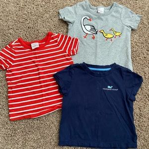 Hanna andersson and vineyard vines 12-18M